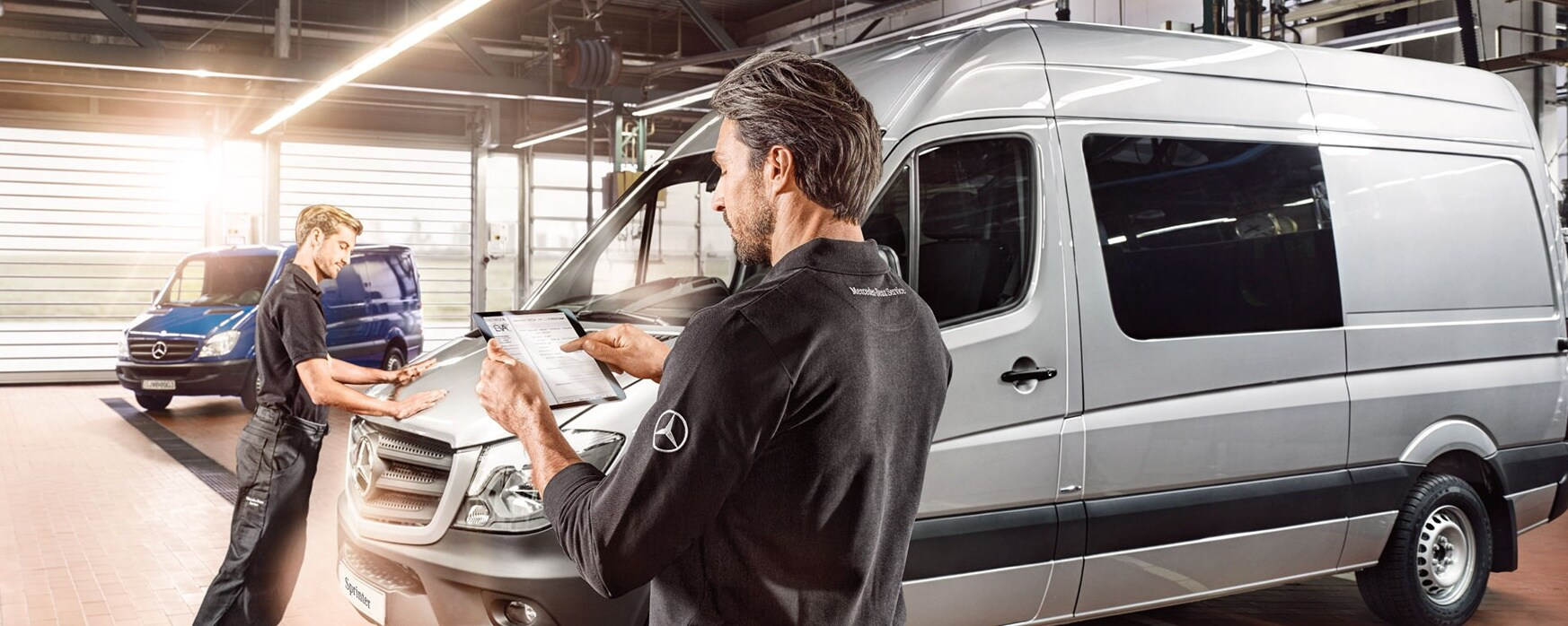 Mercedes-Benz Service and GenuineParts